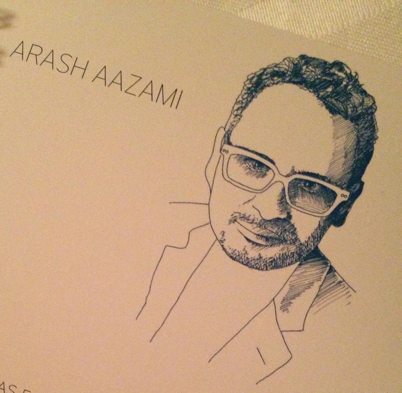 Artwork from ebbf speaker profile, barcelona 2013
