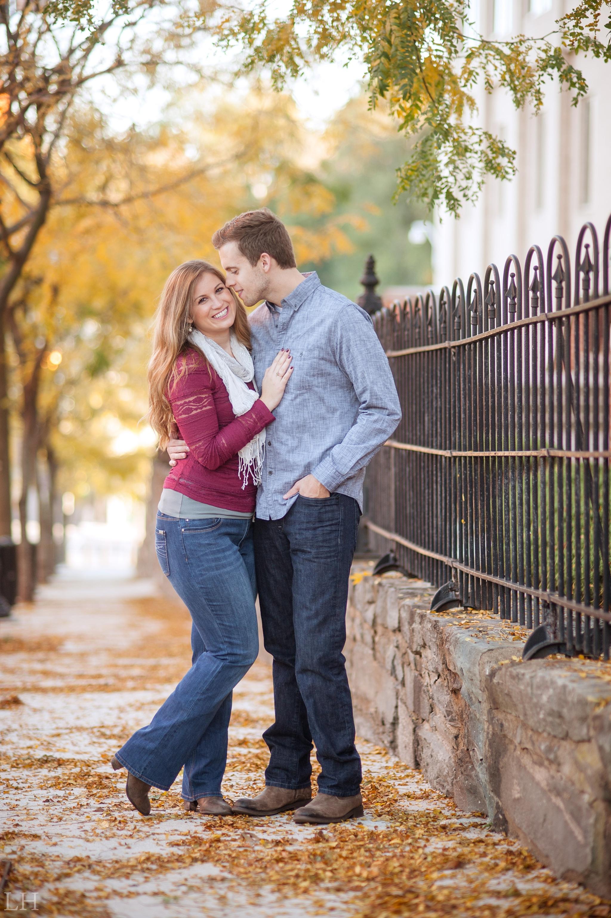 Roanoke VA Engagement Photographer