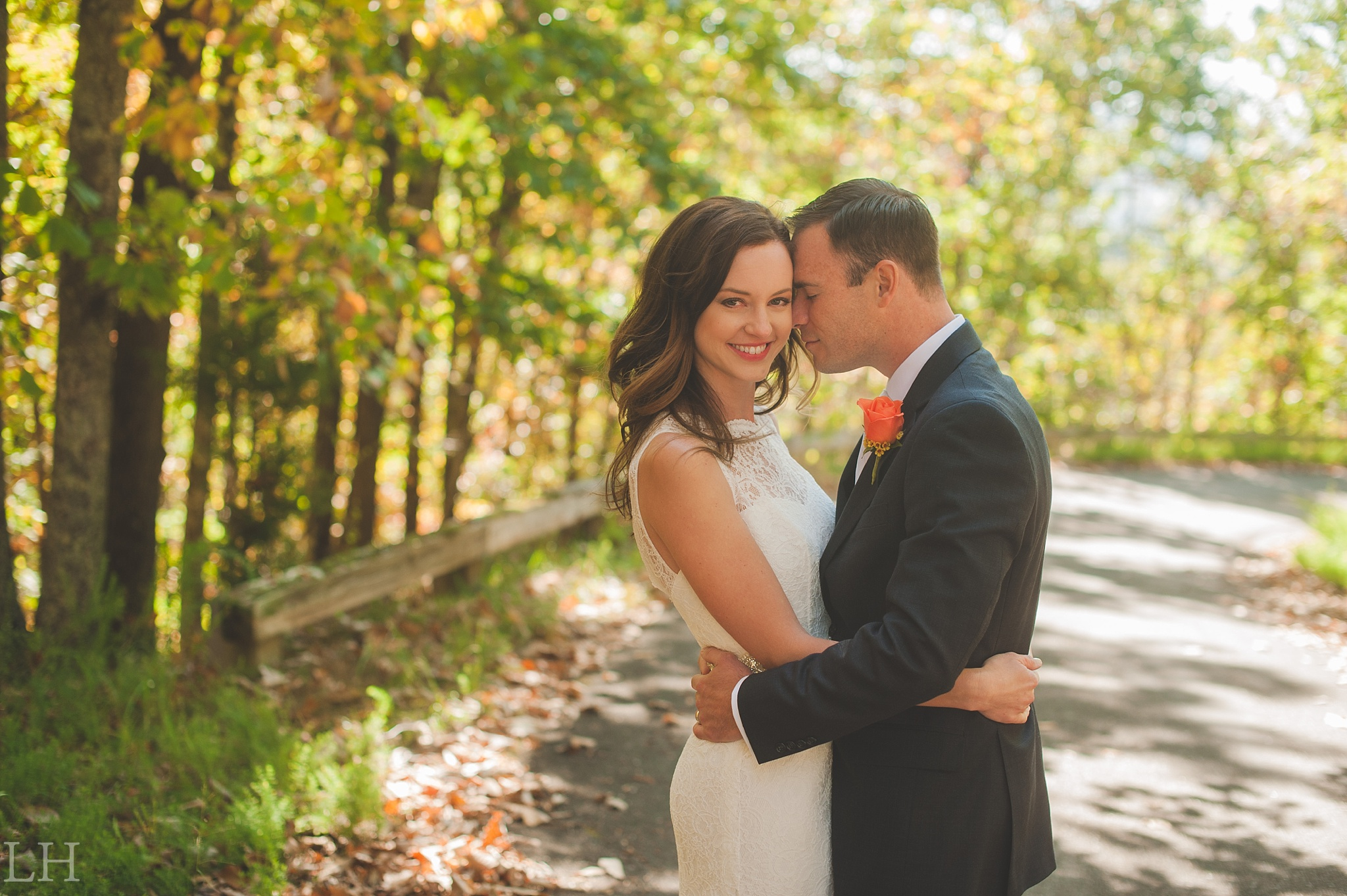 Roanoke VA Wedding Photographer