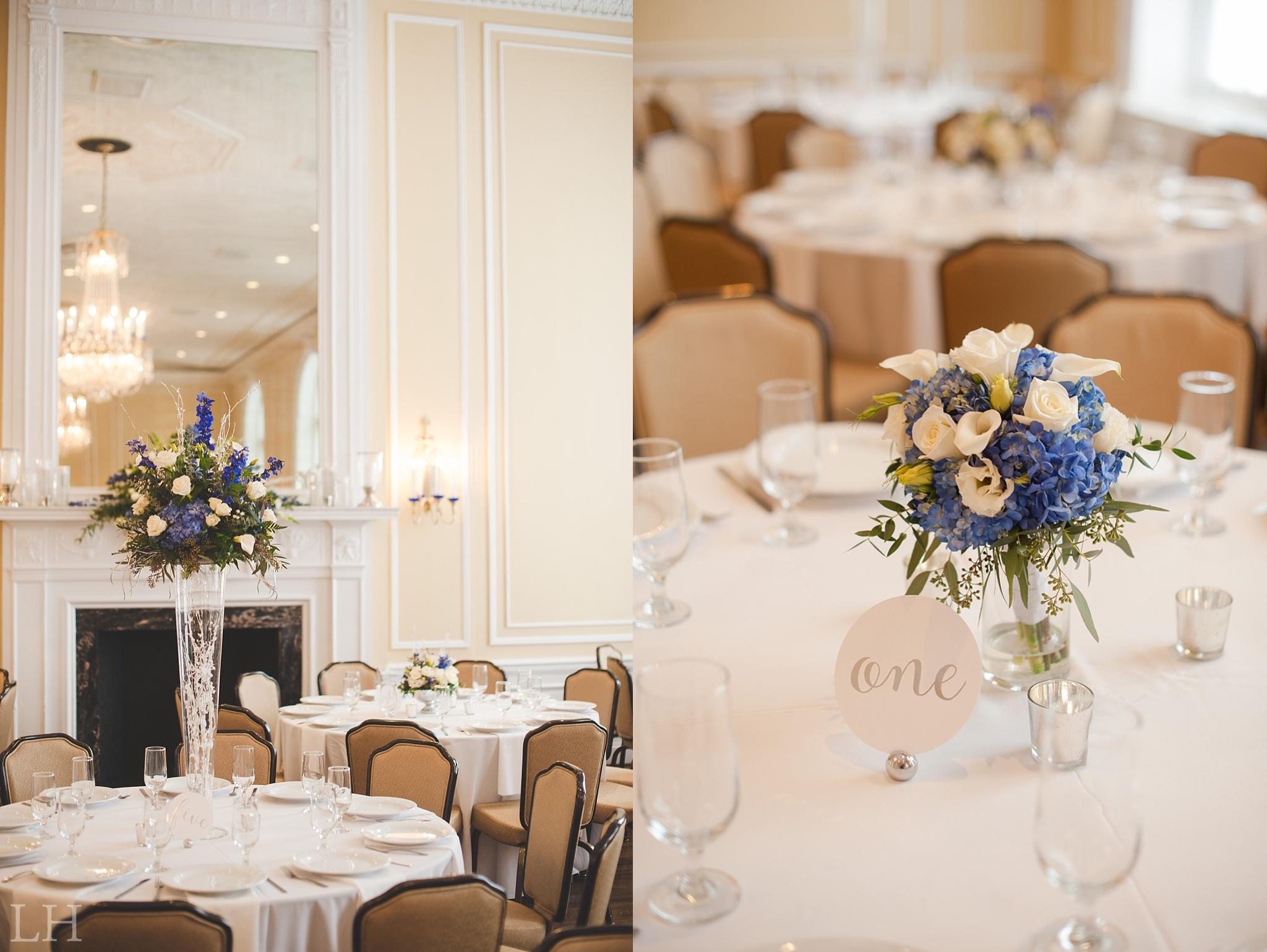 Historic Patrick Henry Hotel Wedding