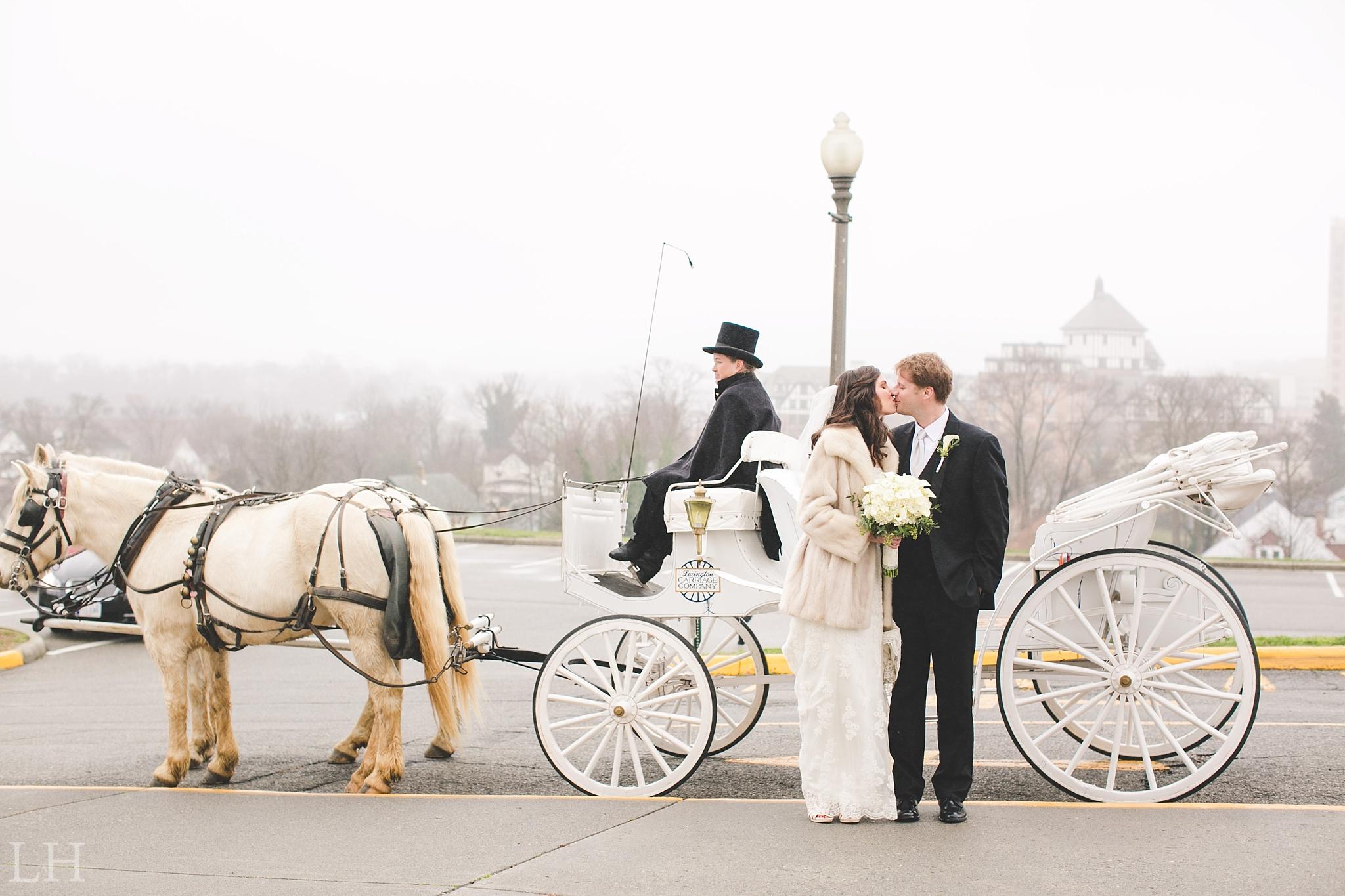 St Andrew's Roanoke VA Wedding