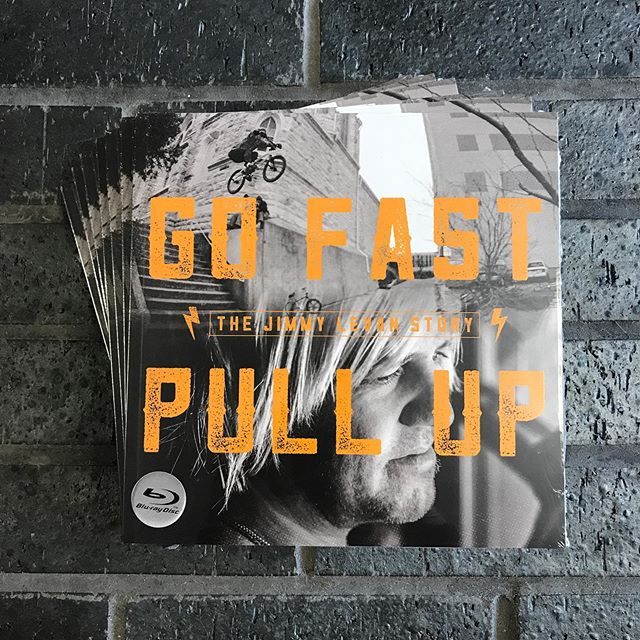 "🚦Have some copies of Go Fast Pull Up - The Jimmy Levan story, a feature-length documentary film by Chris Rye available now in shop and on the site. . Video is available in both DVD and Blu-ray formats, and includes a 76 page photo book, sticker pack and added bonus sections like Road Fools 1 & 2, Metal ""Faded Glory"" & ""Dead Bang"" and more. . #gofastpullup @chrisrye @levanjimmy"
