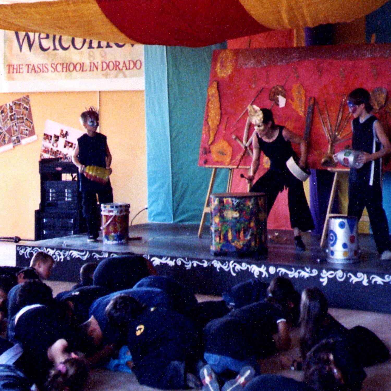 TASIS School in Dorado, Puerto Rico
