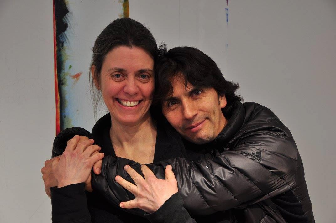 Amanta Scott and Cesar Forero