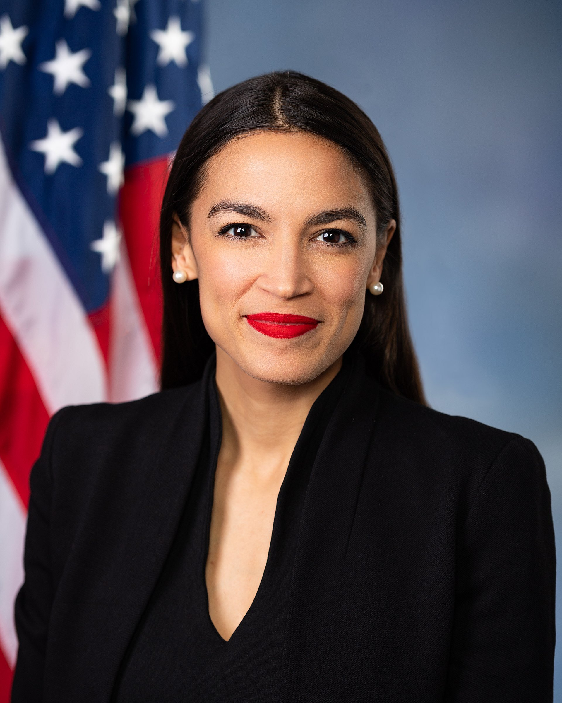 Photo by US House of Representatives - https://ocasio-cortez.house.gov/about, Public Domain, https://commons.wikimedia.org/w/index.php?curid=75556027