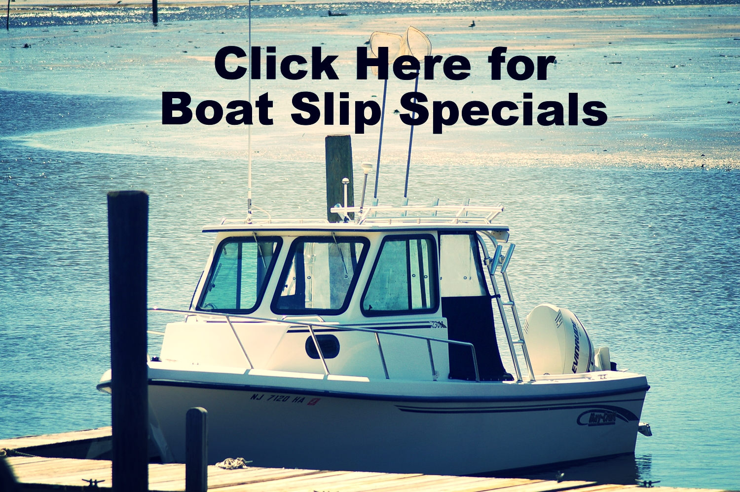 Limited Short Term Slips Now Available