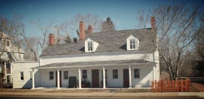 The Wainright house museum, 48 Main Street, Farmingdale, NJ