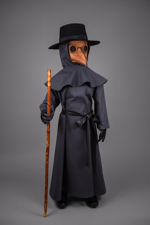Plague Doctor, 2015 (Sculpture)