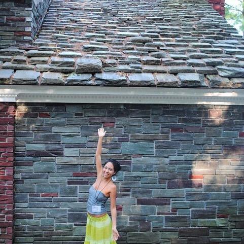 #slate #vermontslate #slateroofing #slateroof #slateroofs #slatewalls #slatechimney #redslate #roofing #stoneroofing #newyorkslate #srca