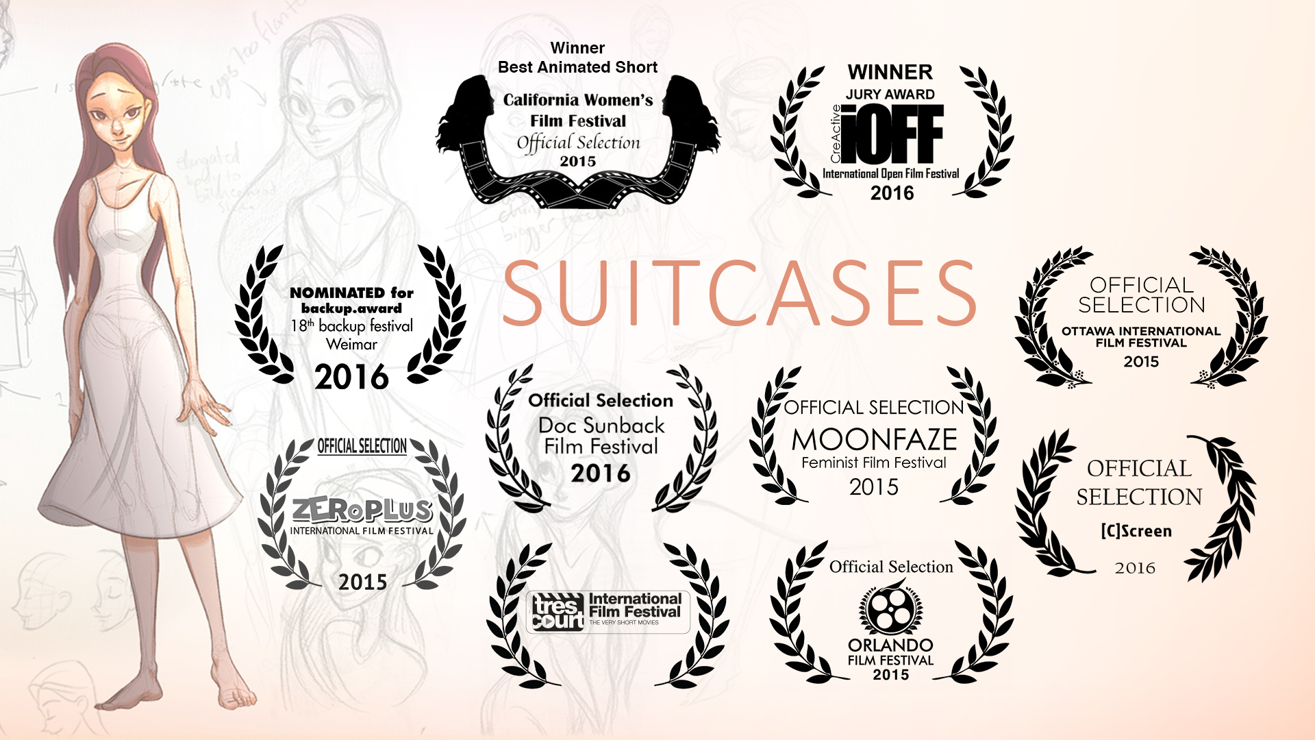 Suitcases - 2015 Thesis Film