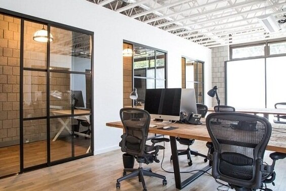 Custom Enterprise Solutions - Our in-house design and real estate team will create your customized office space from the ground up.More Details