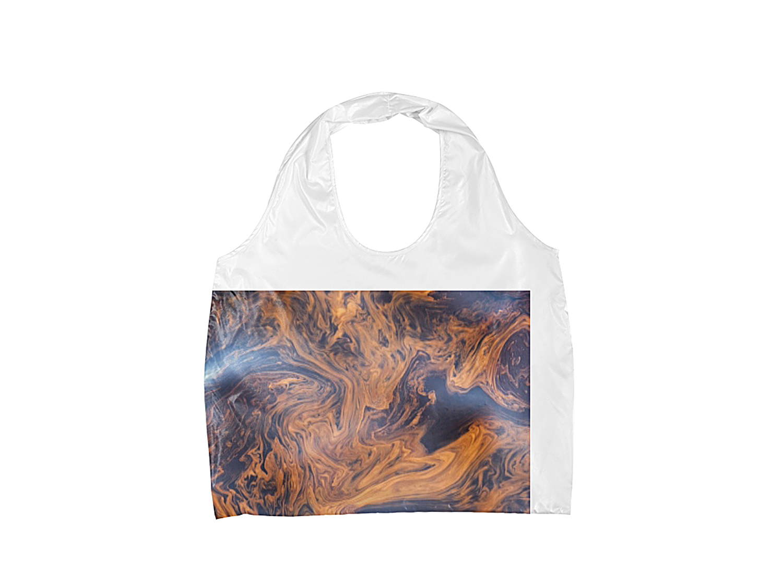 Dipped in Deep Water Tote bag   $38.00