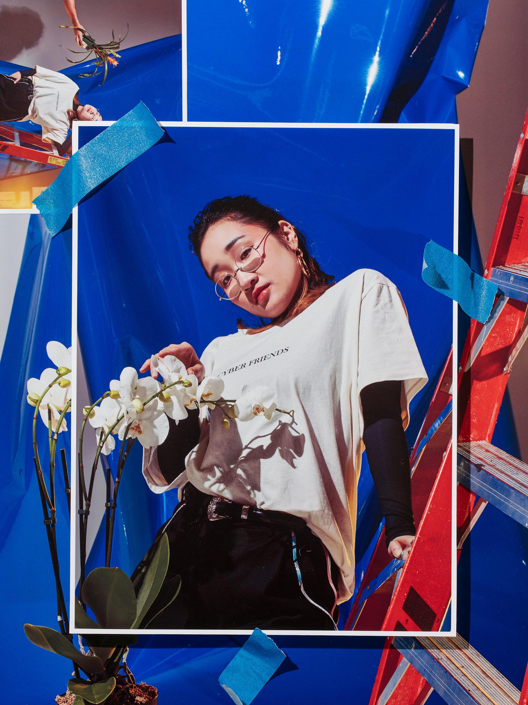 Yaeji   Photo Direction  Photographer: David Brandon Geeting  Fashion: Monica Kim