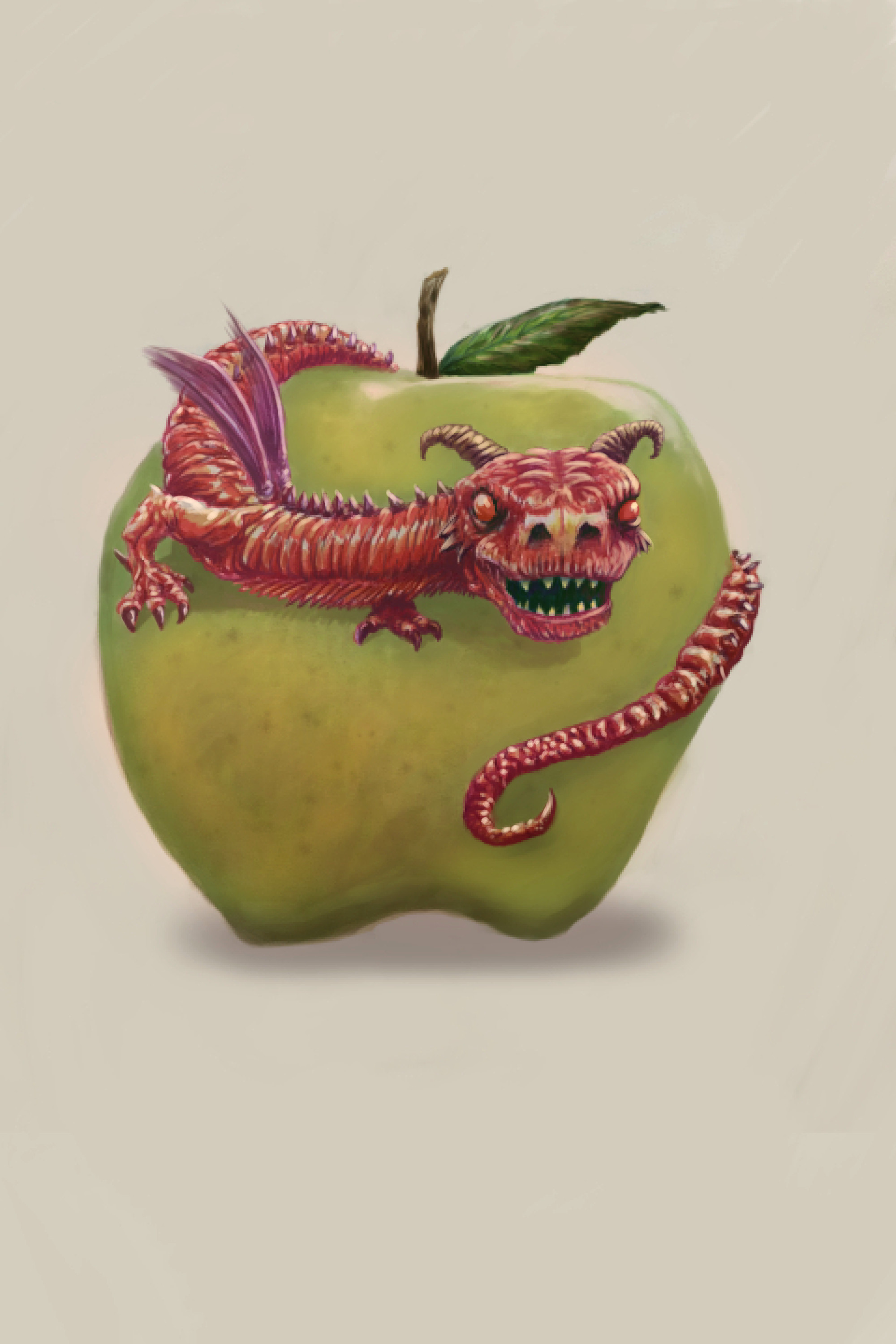Fuji, The Apple Dragon