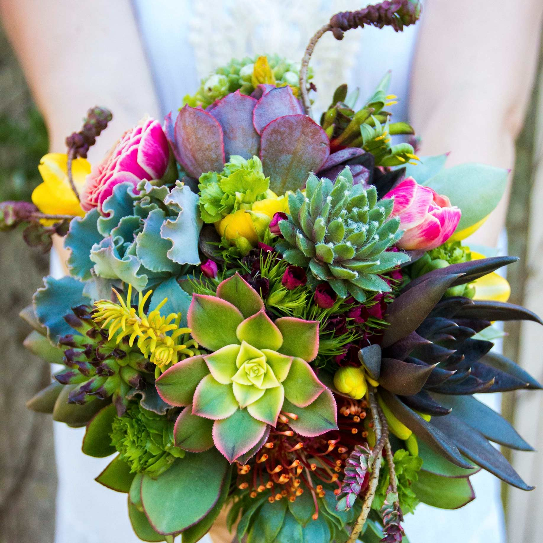 Spring Weddings - Bouquets, corsages, and more