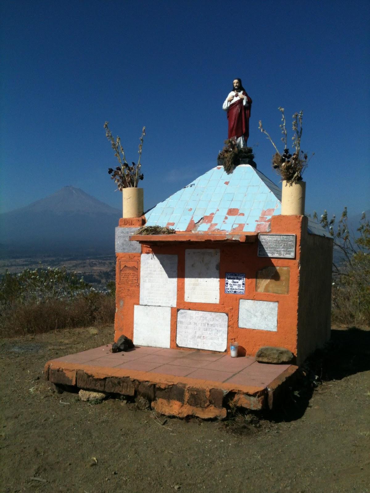 Monumento a los montañistas fallecidos