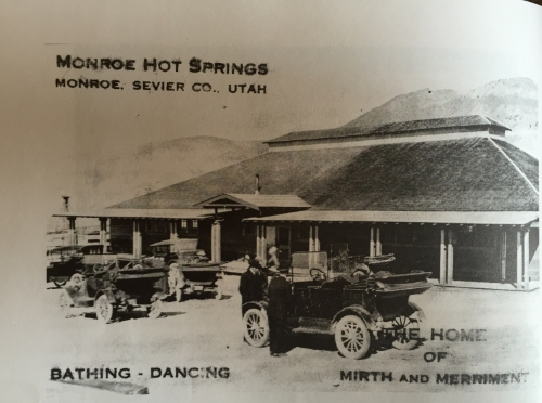 Monroe Hot Springs- The Home of Mirth and Merriment