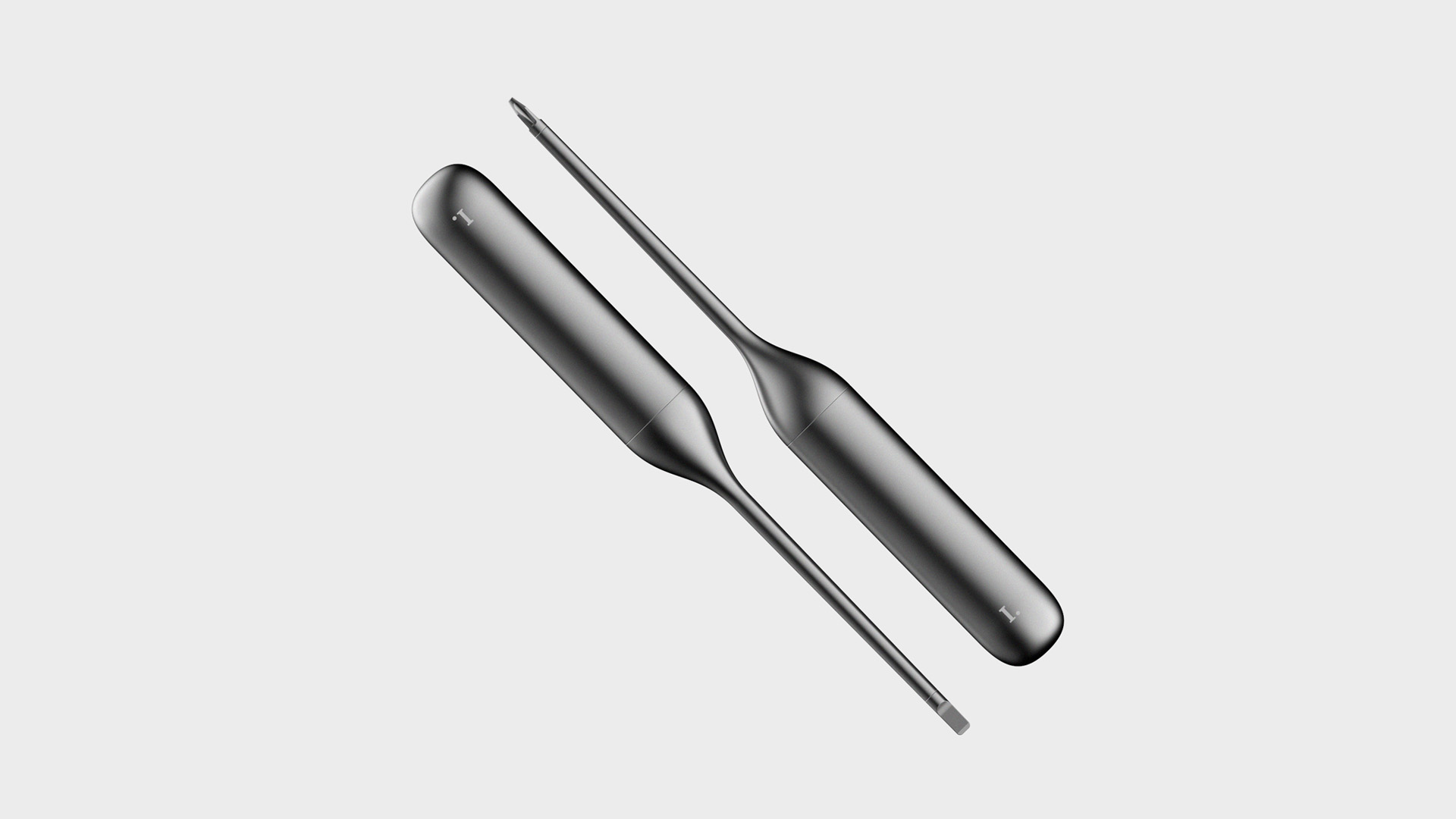 The screwdrivers follow the same manufacturing processes as the hammer (mentioned above), ensuring quality and visual consistency.
