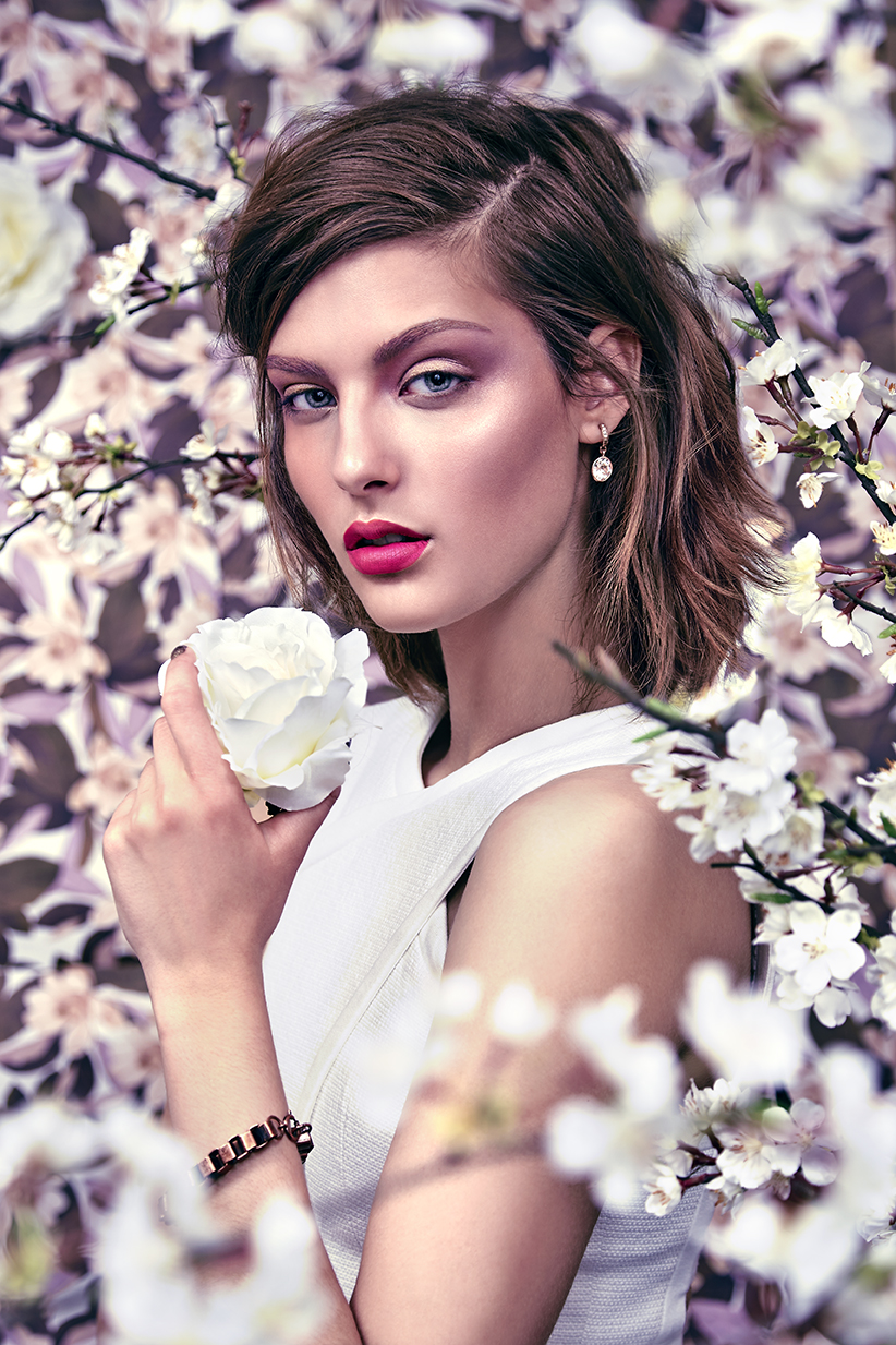 """Four Seasons of STITCH NY - This becomes our lead campaign image for the debut of STITCHNYSS'15, entitled """"STITCHNY - Spring"""""""