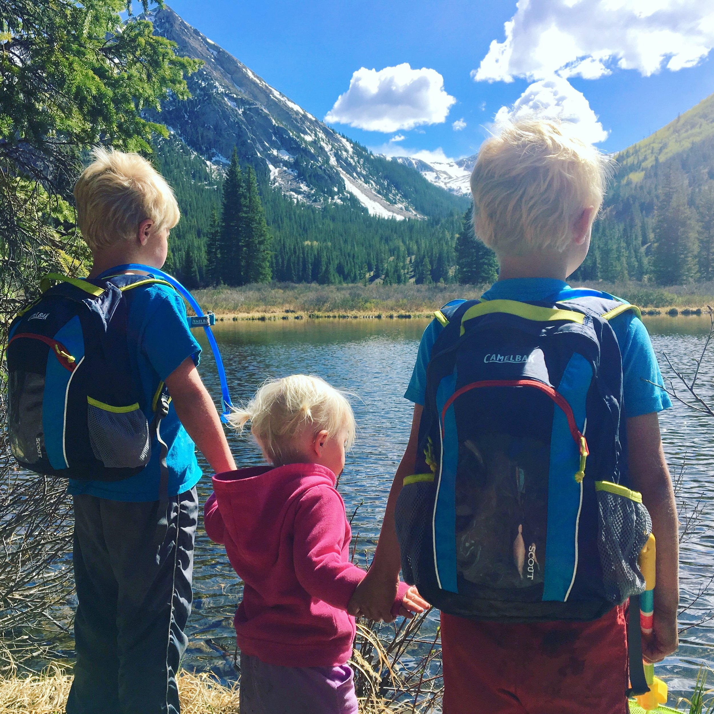 kids looking out at lake mountains.JPG