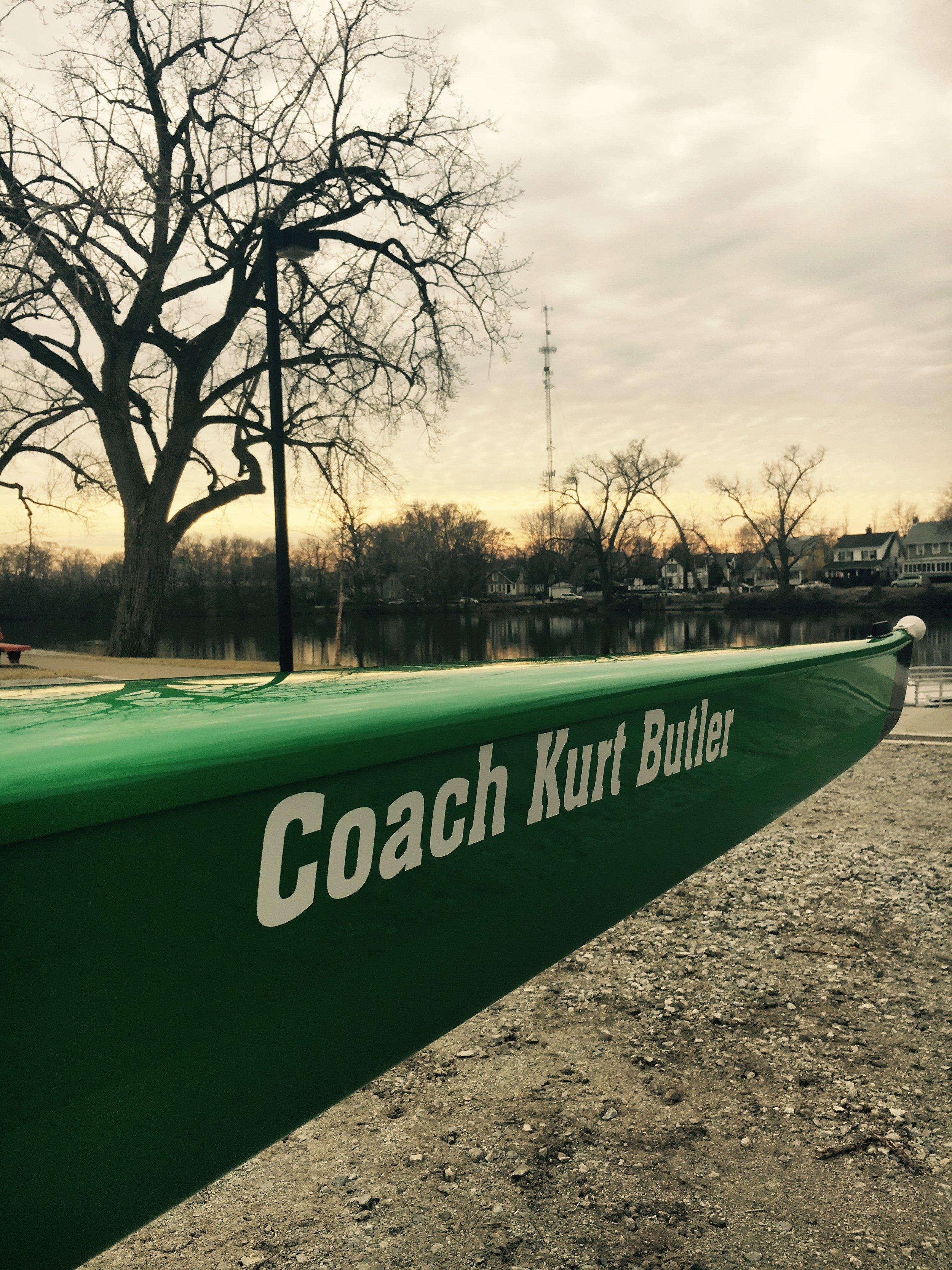 The Coach Kurt Butler
