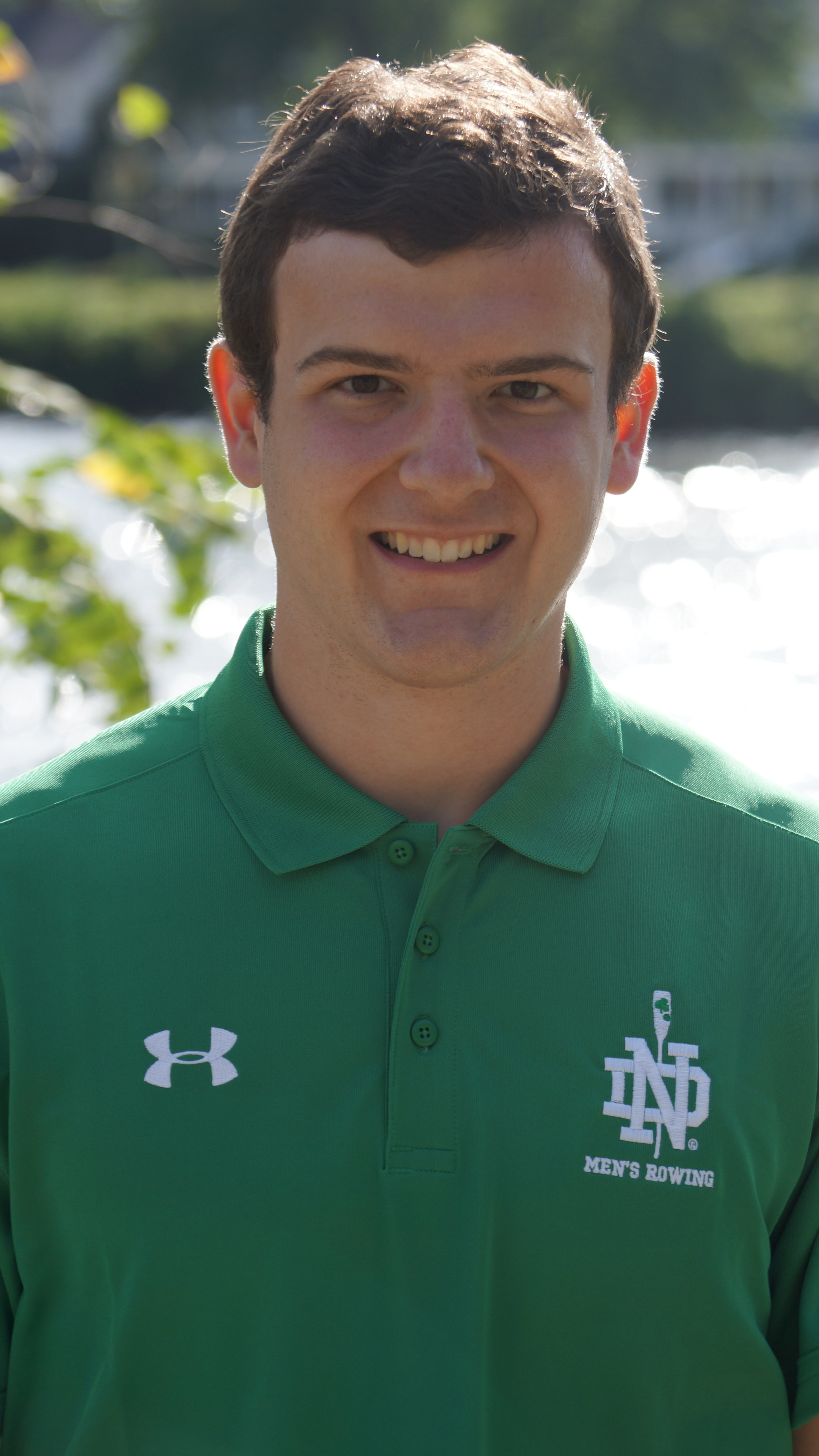 Graduate Assistant- Andrew Nemecek - Andrew Nemecek rowed at Notre Dame under Coach Mike from 2015 to 2019. While at Notre Dame, he raced at the Head of the Charles, won gold in the V4+ at the MACRA championships, and was a member of the boat that won the inaugural 3V event at the ACRA national championships in 2019.Andrew graduated from Notre Dame in 2019 with a degree in computer engineering and is back to pursue his J.D. at the Law School.