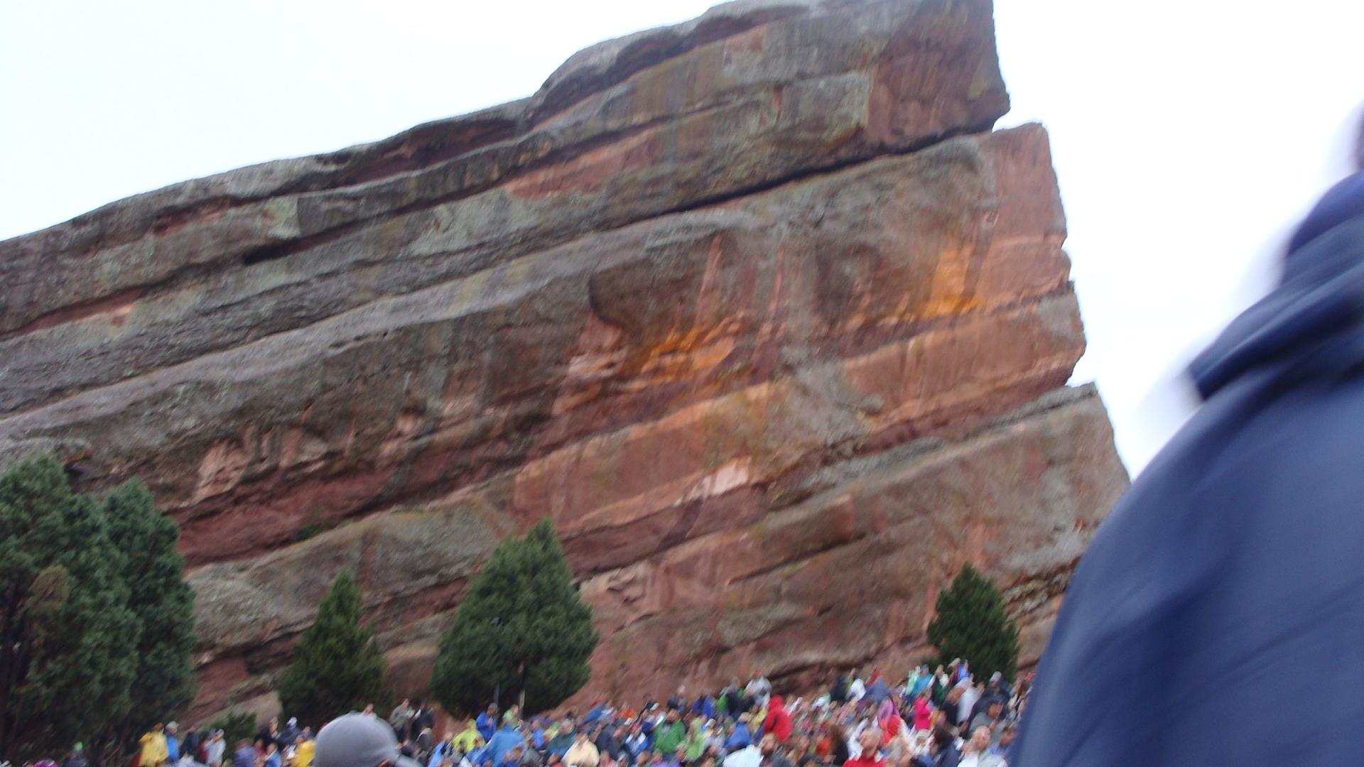 Red Rocks Amphitheater - Morrison, Colorado