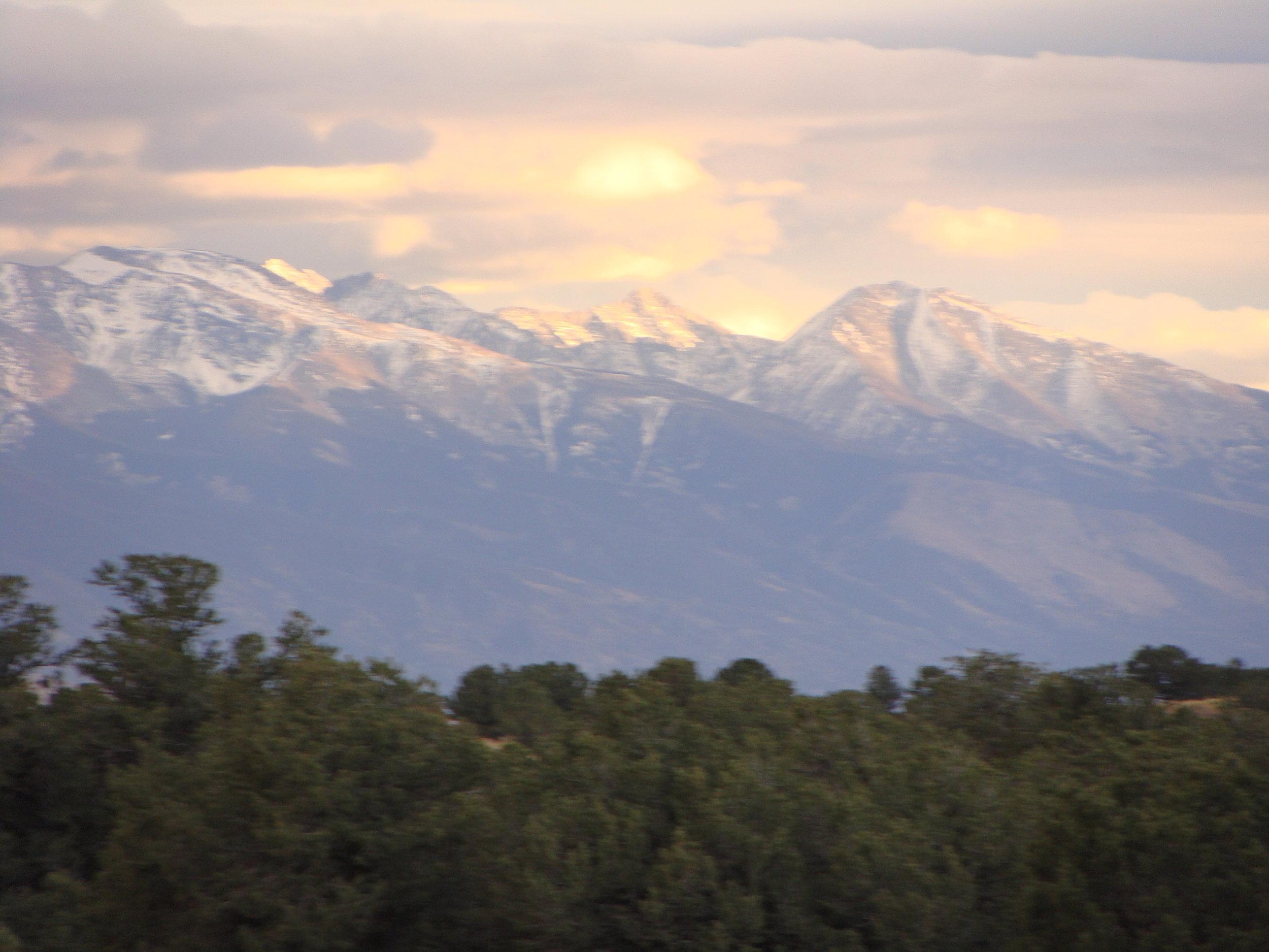 Simply breathtaking beauty - Mt. Blanca