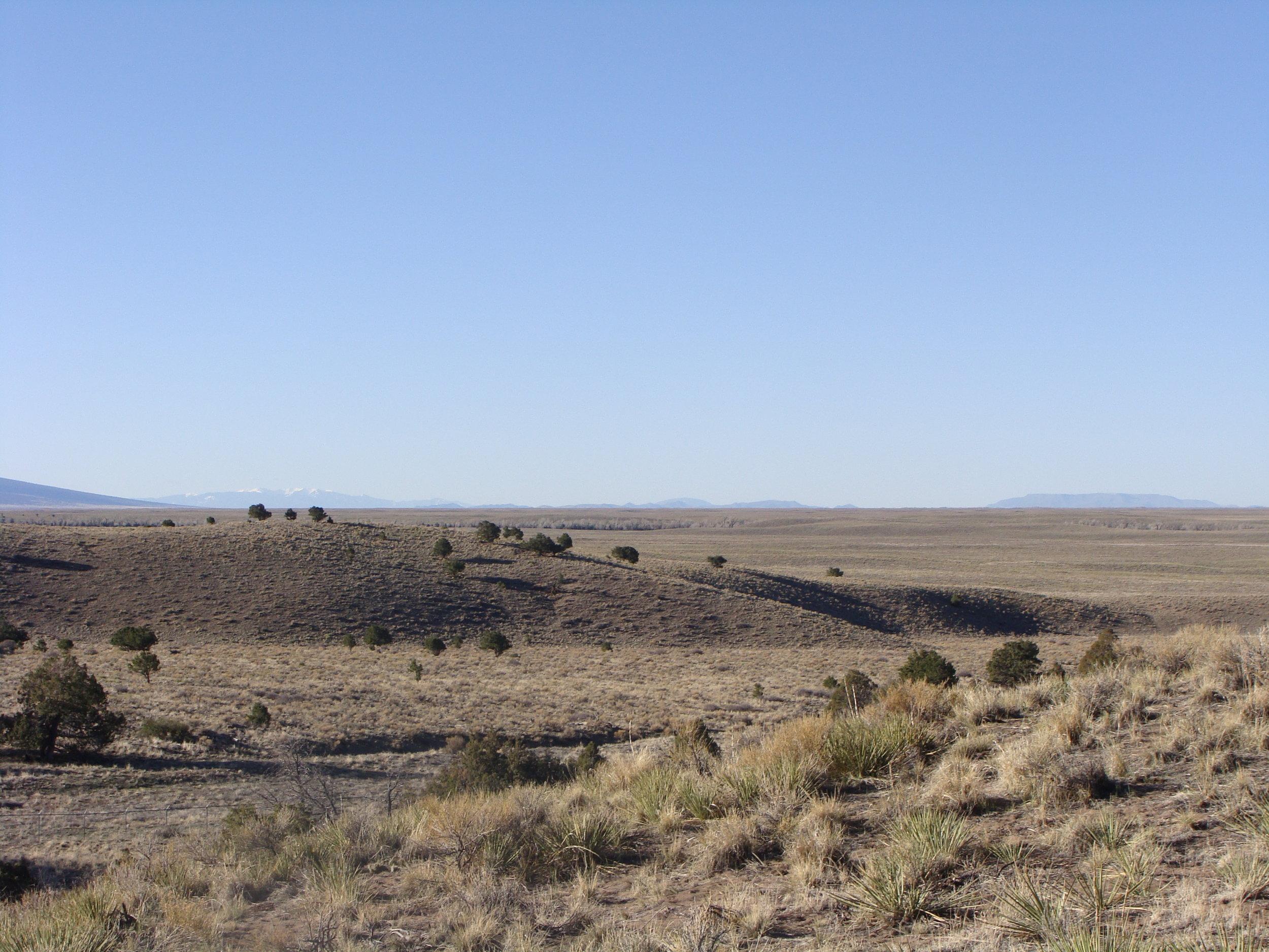 The vast, beautiful San Luis Valley