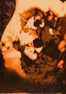 Untitled, 2008, acrylic on canvas