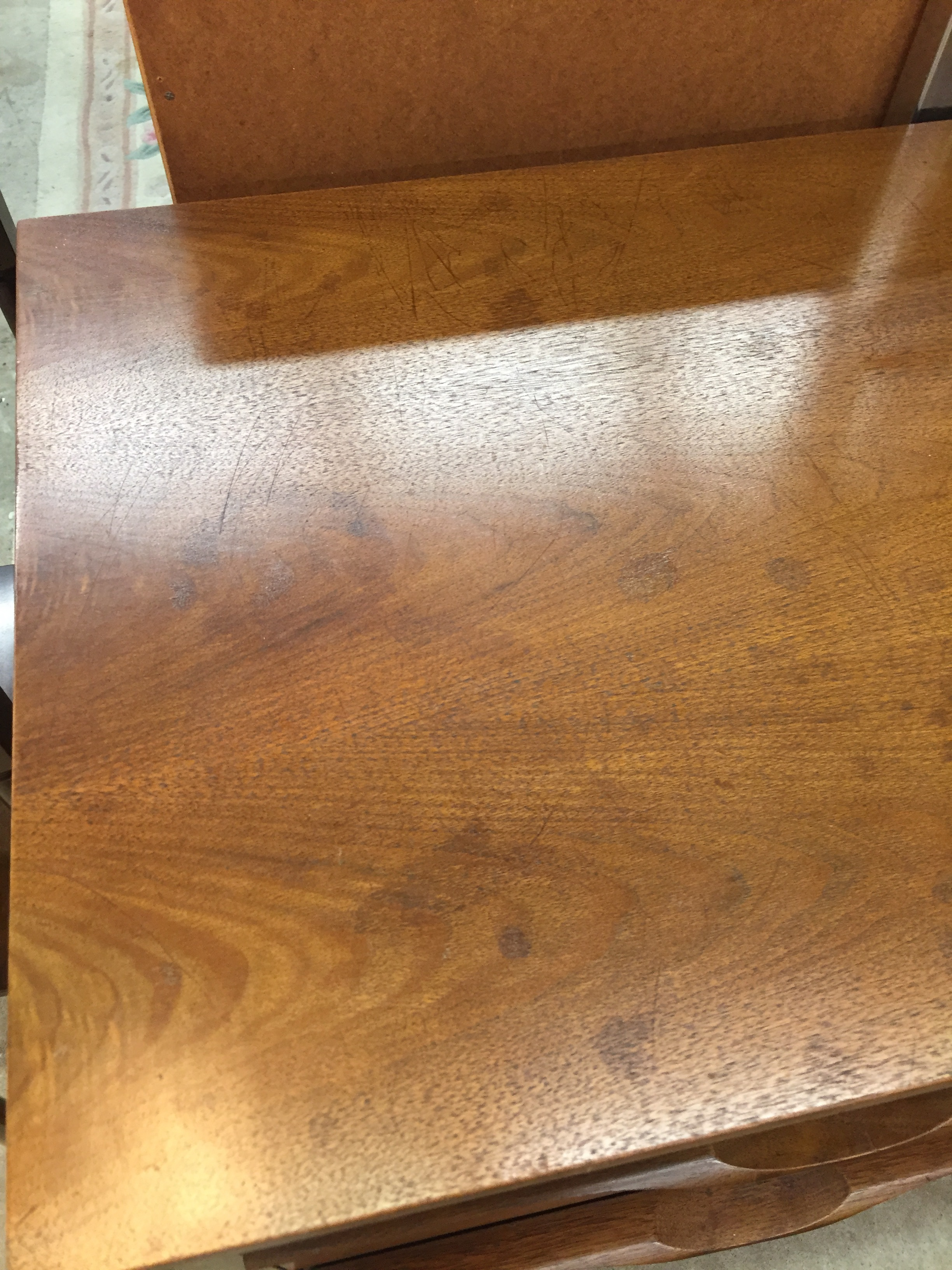 Scratches and Water damage  -