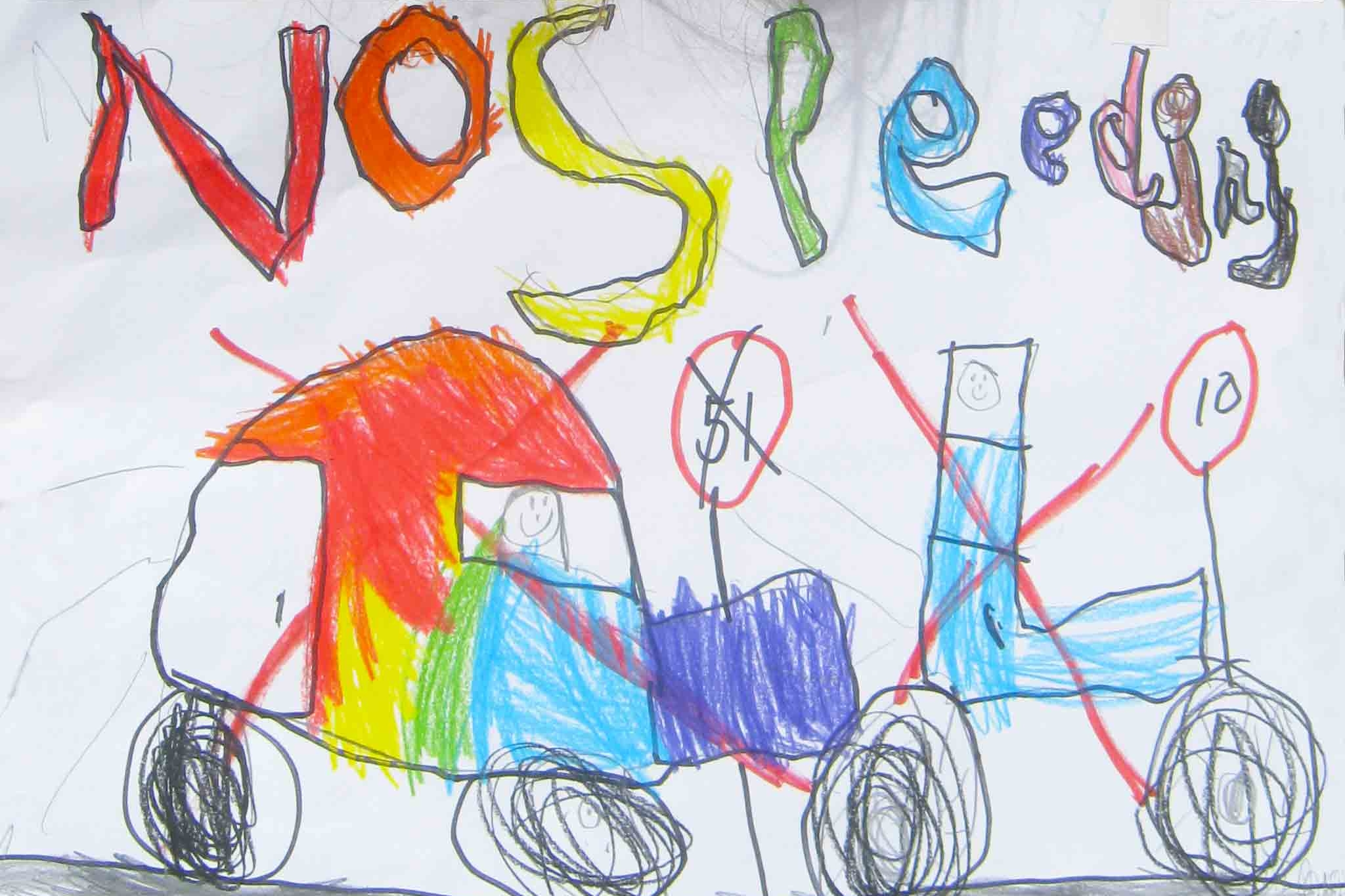 RUNNER-UP:  Amy Gregory, P1, Kinloss PS, Moray