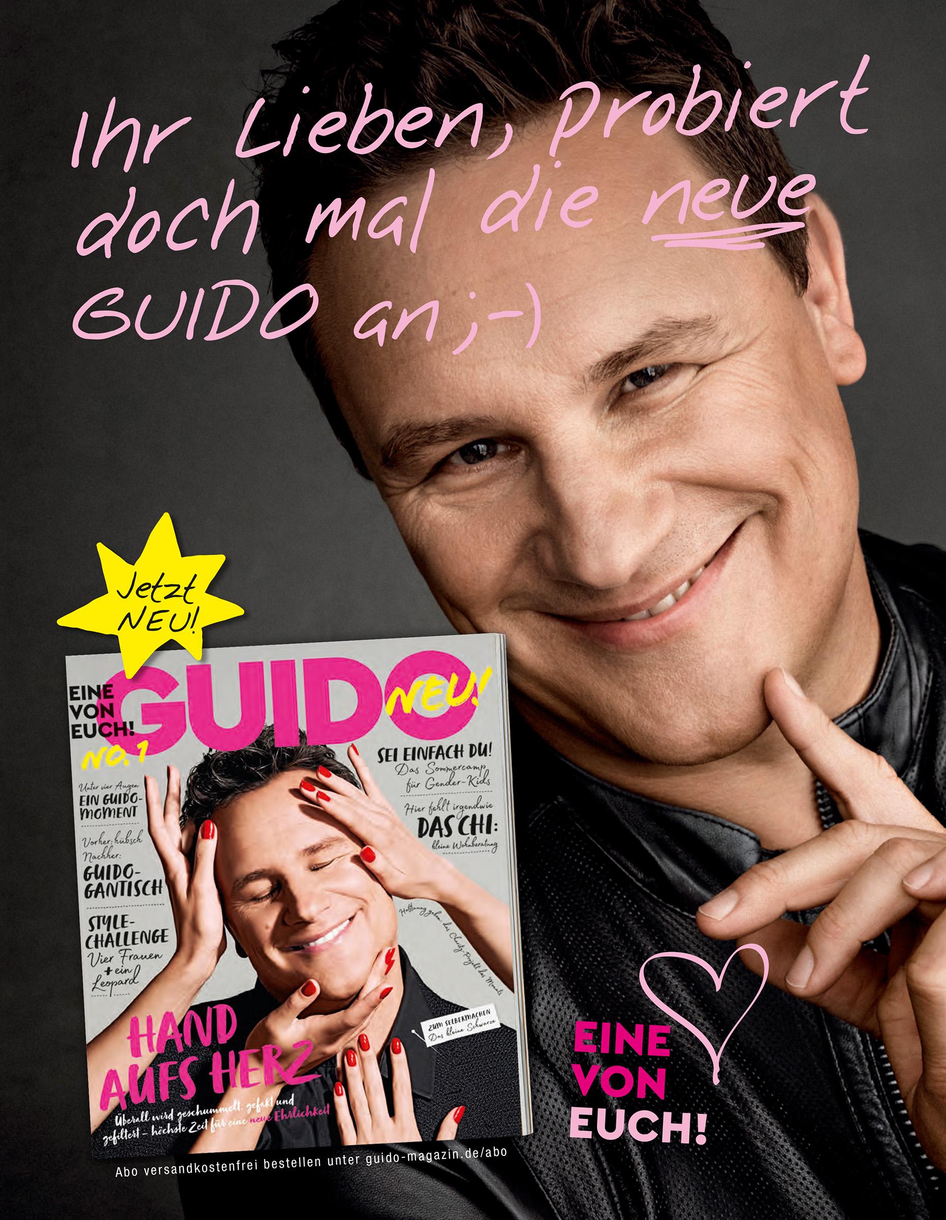 Guido Maria Kretschmer // GUIDO