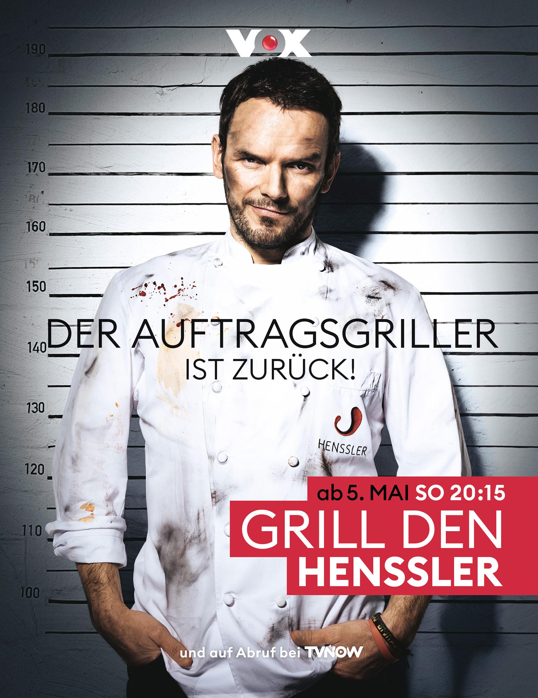 Steffen Henssler // Grill den Henssler