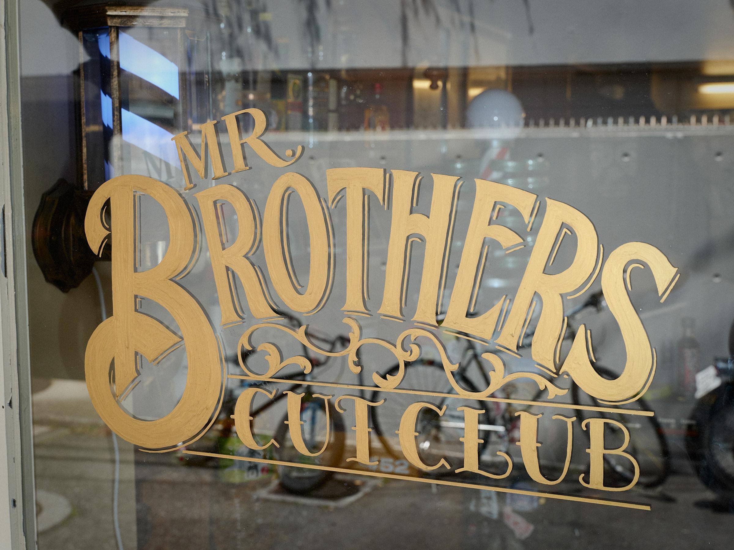 Mr. Brothers Cut Club