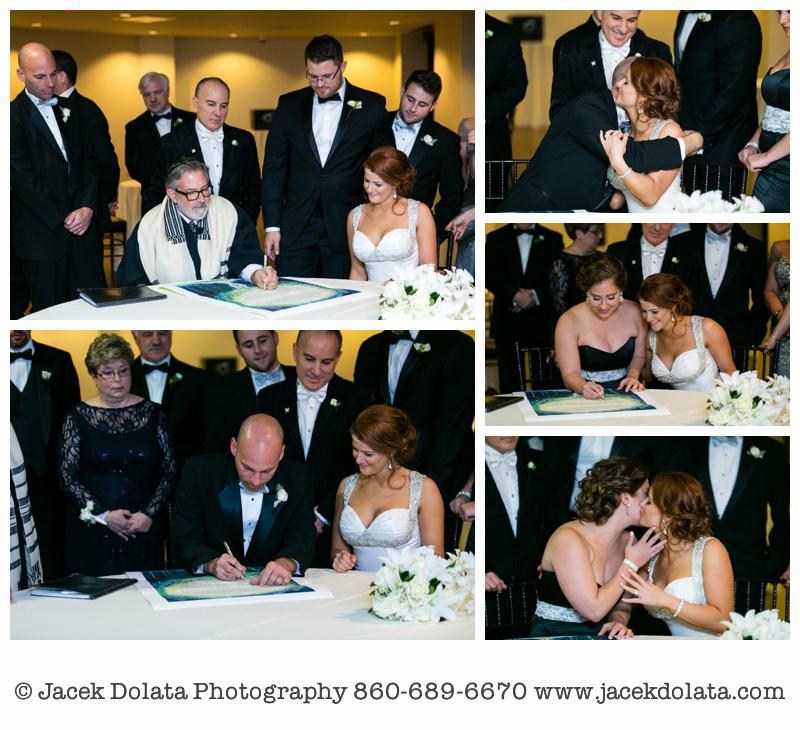 Jewish Wedding State Room Boston MA Halloween