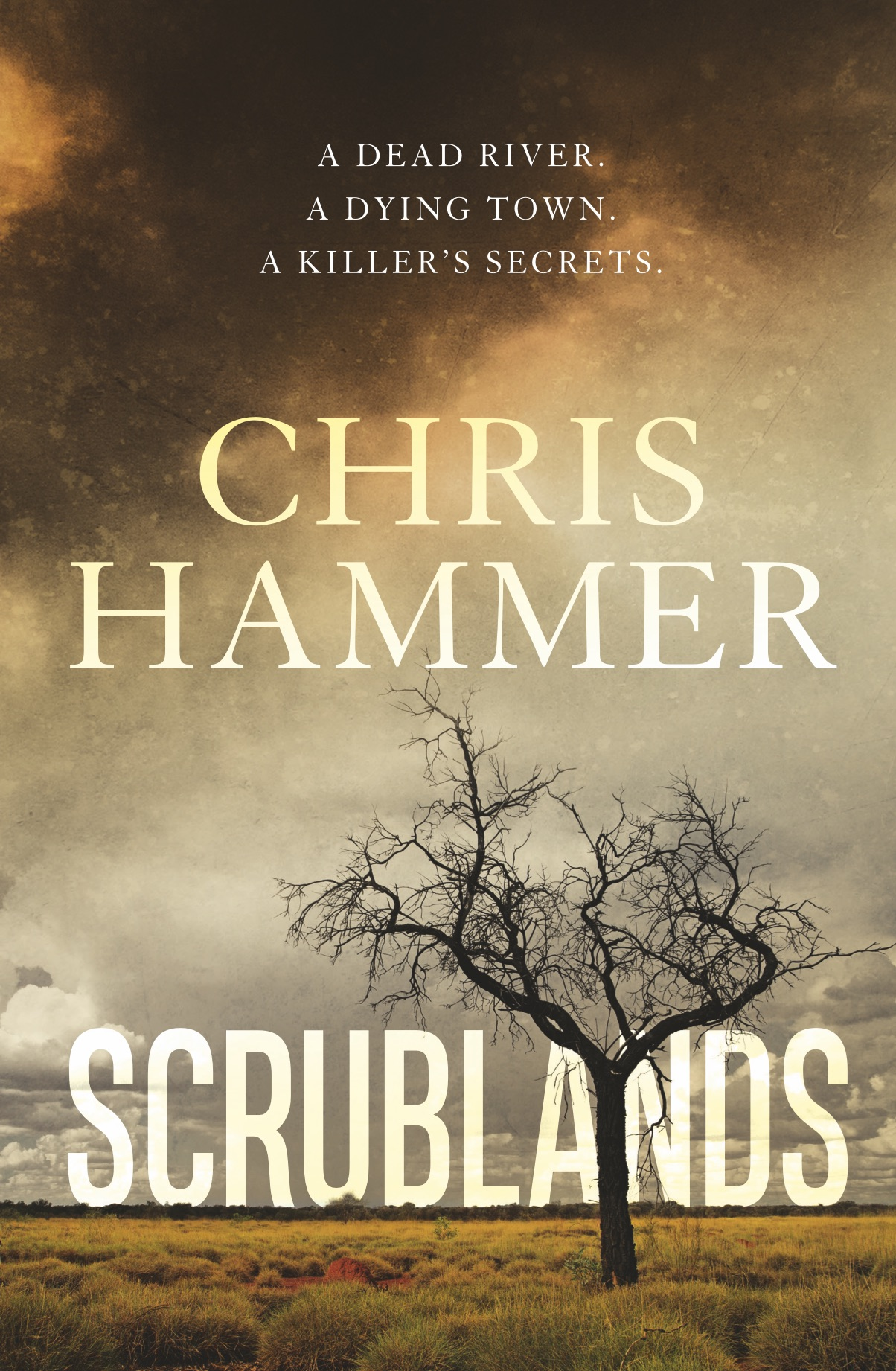 Scrublands  by Chris Hammer  Touchstone --- January 8, 2019