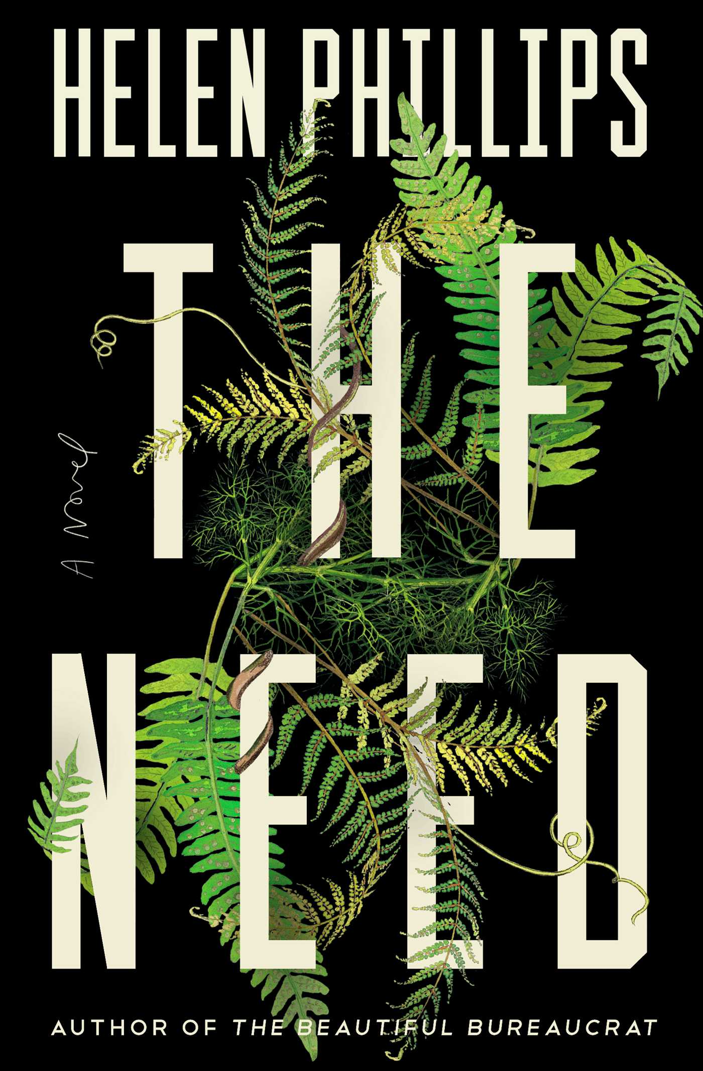 The Need  by Helen Phillips  Simon & Schuster —- July 9, 2019