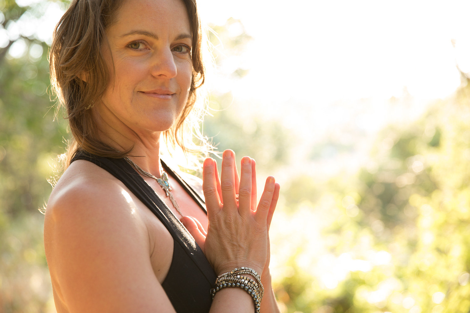 Ranya's keen ability to guide executives into productive rest draws on 25 years of yoga and mindfulness mastery in a wide variety of restorative-focused modalities.
