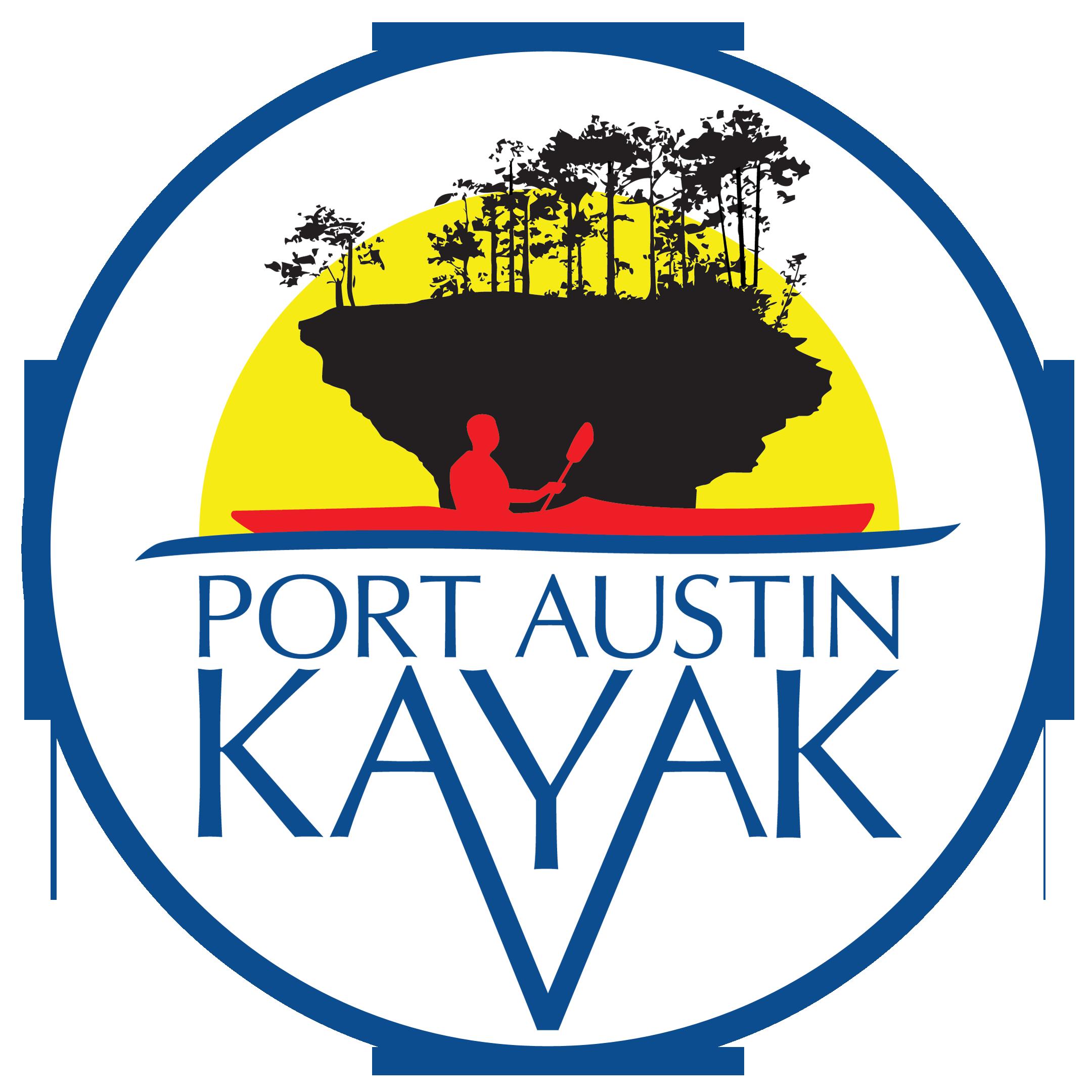 Port Austin Kayak Logo