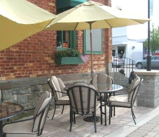 The Bank 1884 Patio