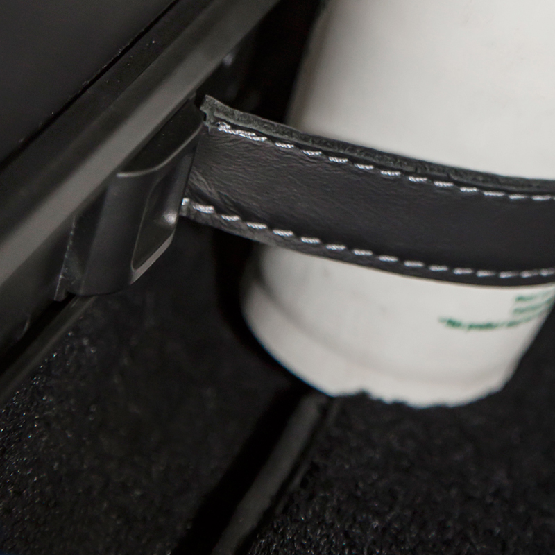 Tesla Second Row Cup Holders