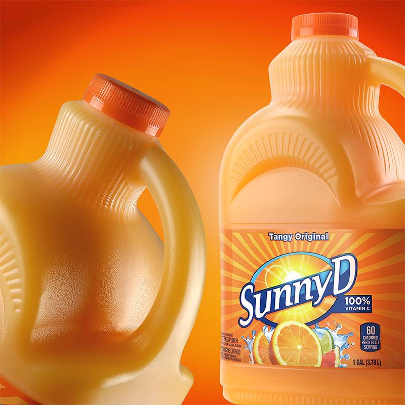 SunnyD Gallon Jug