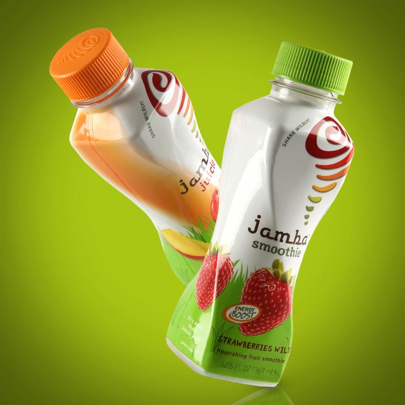 Jamba Juice Bottle
