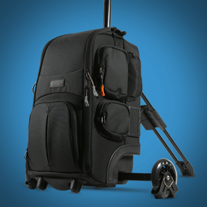 Petrol Cambio Equipment Bag & Camera Support System