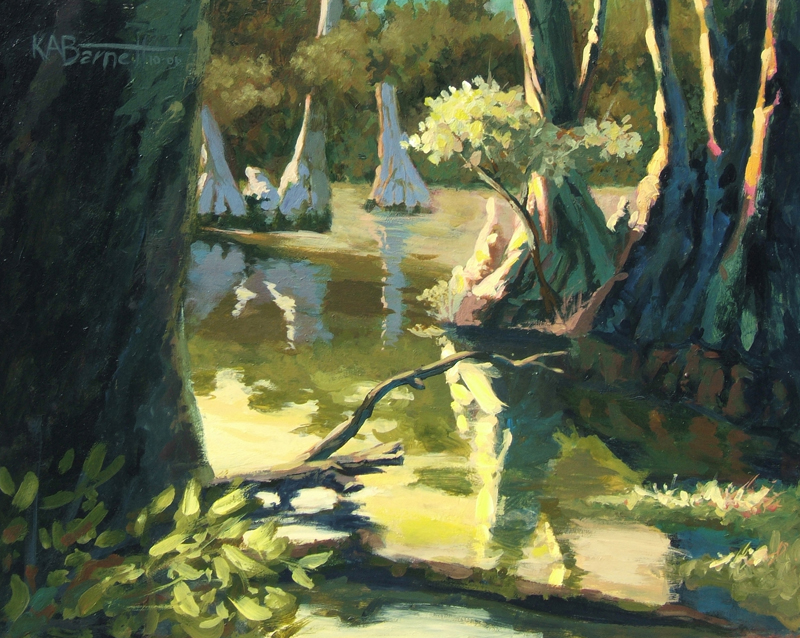 Mississippi Swamp