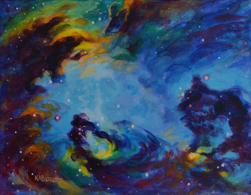 14 X 11 Acrylic on Canvas