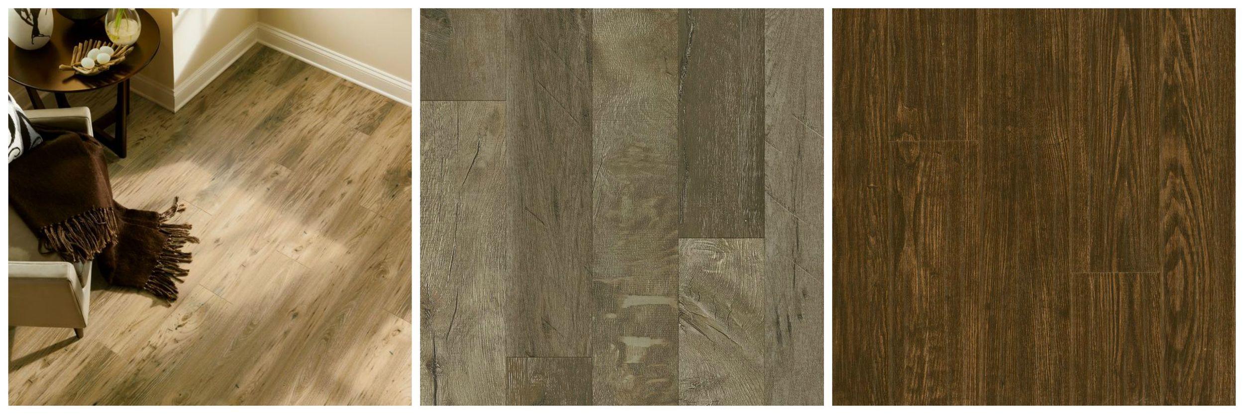 Armstrong's Rustics Premium Laminate Flooring