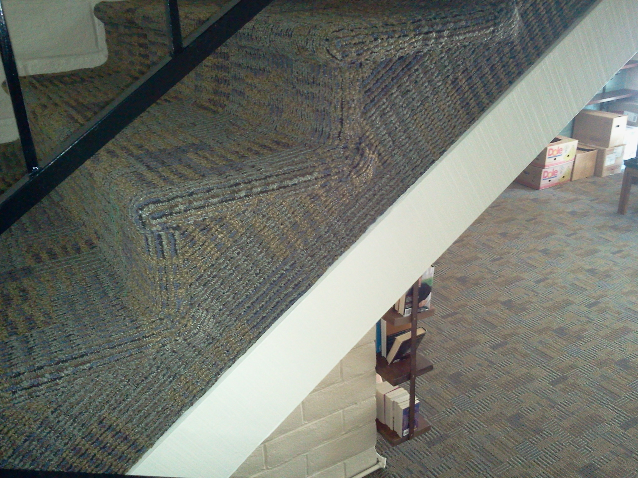 Upholstered Stairs