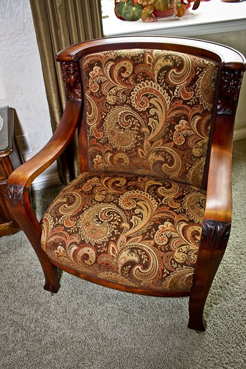 Upholstered & Updated